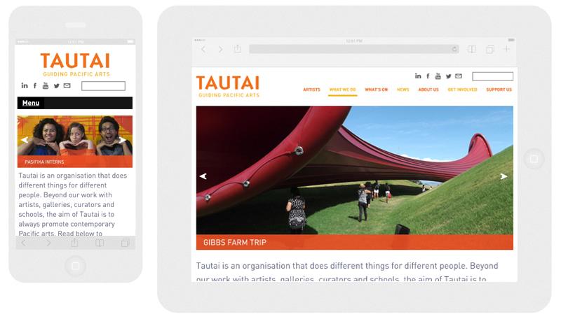 Tautai Pacific Arts
