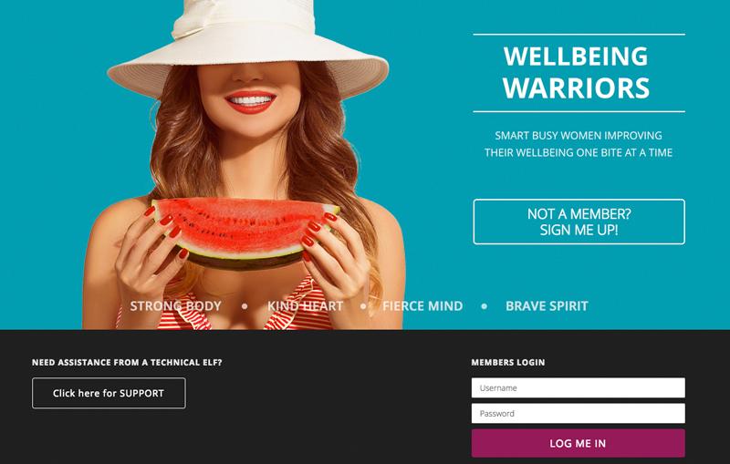 Wellbeing Warriors